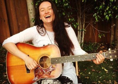 Backyard Singing